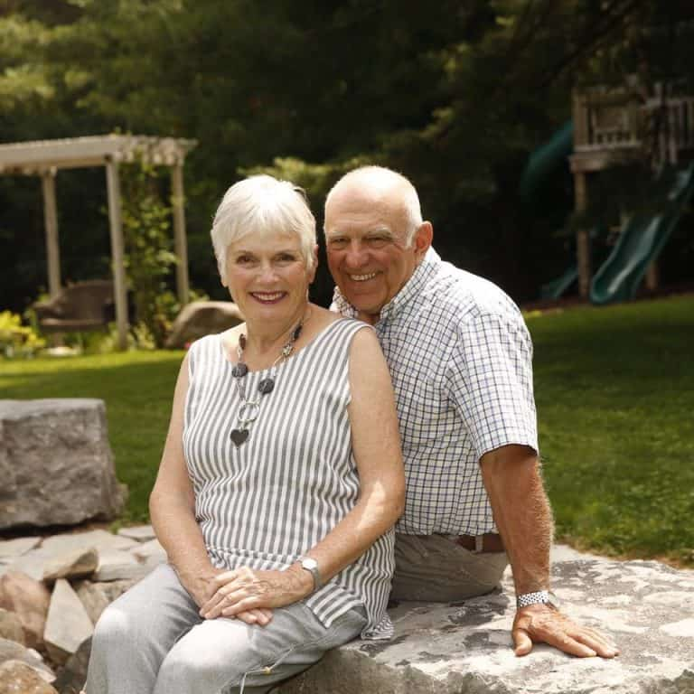 Frank and Diane Passafiume Founders of Applewood Farm