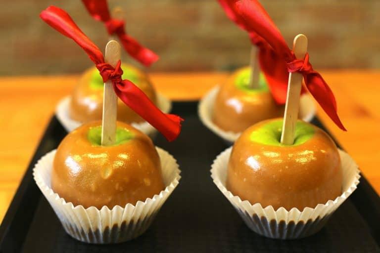 Caramel Apples - Recipe