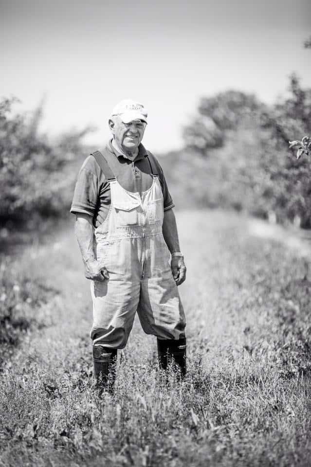 Frank Passafiume - Founder of Applewood Farm